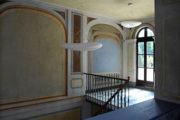 Restauro scalone e loggiato del palazzo comunale Tommaso Villa