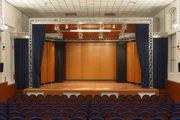 Allestimento auditorium a Borgo San Dalmazzo