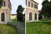 Riqualificazione del parco storico del palazzo comunale Tommaso Villa