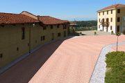 Riqualificazione della piazza Piemonte, Roatto (AT)