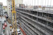 Consulenza sicurezza cantiere per la realizzazione del complesso residenziale multipiano - Asti