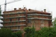 Sicurezza cantiere per il restauro conservativo del castello di Roatto