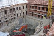 """Sicurezza cantiere  ristrutturazione """"ex convento Manacorda"""""""