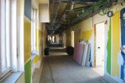Sicurezza cantiere ristrutturazione di reparti - Ospedale Mauriziano Torino