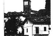 Moncucco: il campanile senza chiesa e la chiesa senza campanile