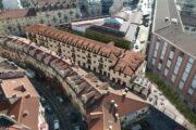 Ristrutturazione di complesso immobiliare in Torino, zona Borgo Dora, per la realizzazione di appartamenti e attività commerciali
