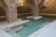 Realizzazione di piscina privata ipogea
