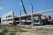 Sicurezza per la realizzazione di nuovo opificio industriale e palazzina uffici, Celle Enemondo (AT)