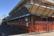 Ristrutturazione edilizia con realizzazione di uffici e di laboratorio fotometrico presso edificio industriale, Cambiano (TO)