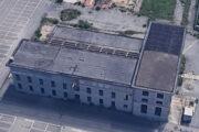 Ristrutturazione di fabbricato produttivo con aumento di SLP e  cambiamento di destinazione d'uso ad uffici,Torino - zona Borgata Frassati