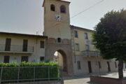 Restauro della torre campanaria del comune di Candiolo (TO)