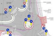 Progetto di realizzazione di piazza all'incrocio tra Via Europa e Via San Lorenzo in Valfenera (AT)